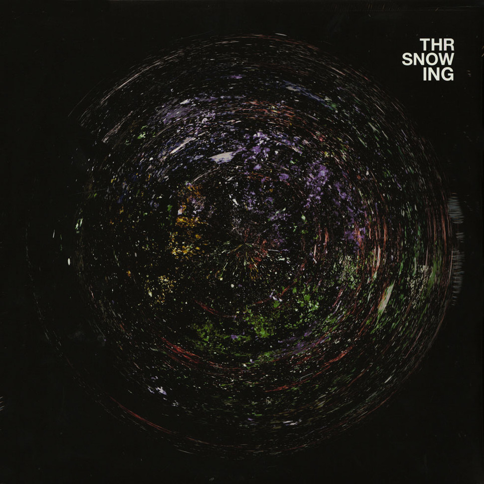 Throwing Snow - Loma Colored Vinyl Edition