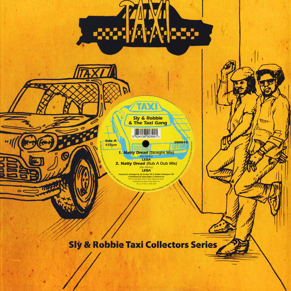 Sly & Robbie & The Taxi Gang With Leba Hibbert - Natty Dread