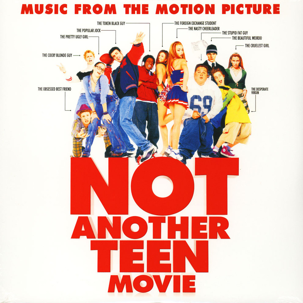 V.A. - OST Not Another Teen Movie Color Vinyl Edition