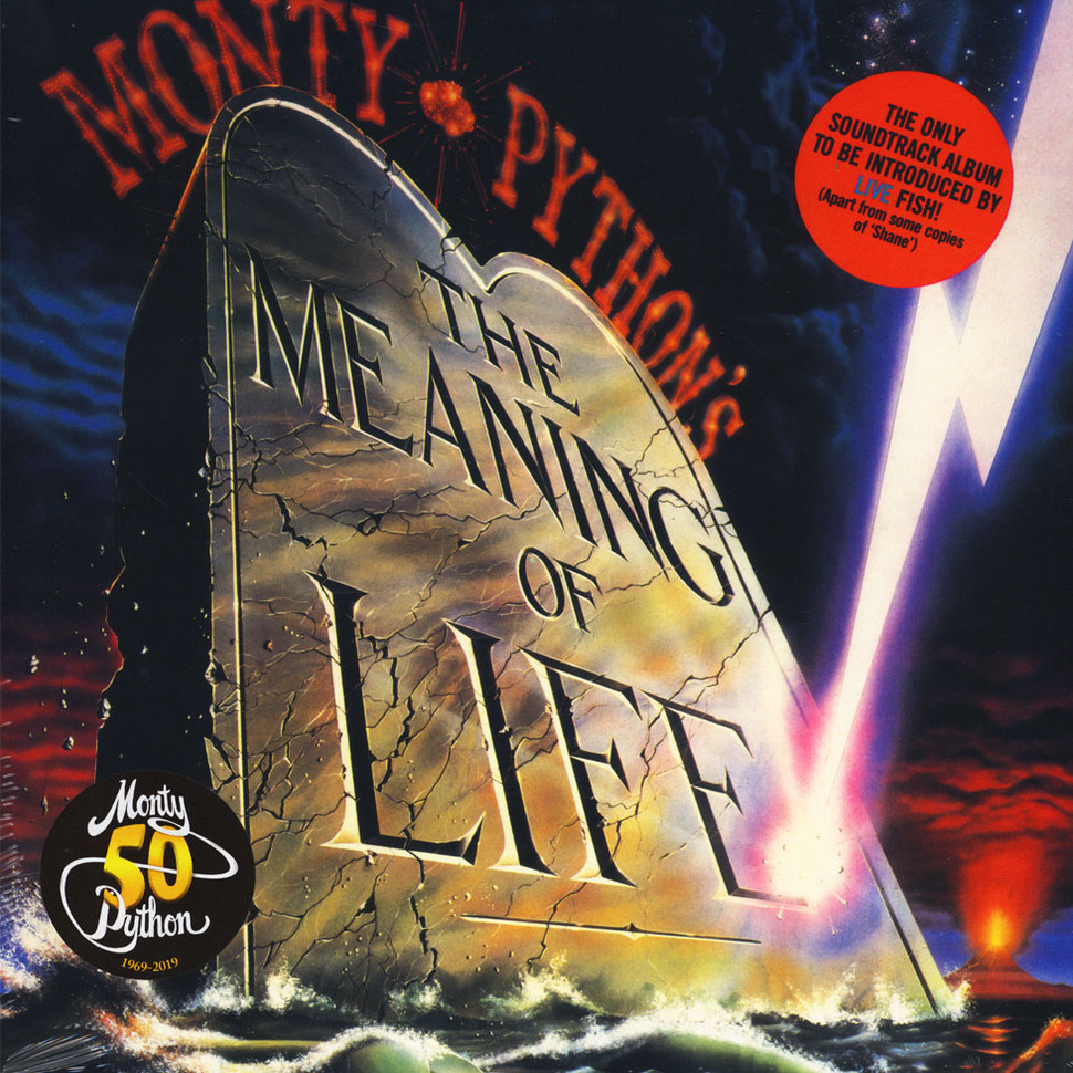 Monty Python   OST The Meaning Of Life