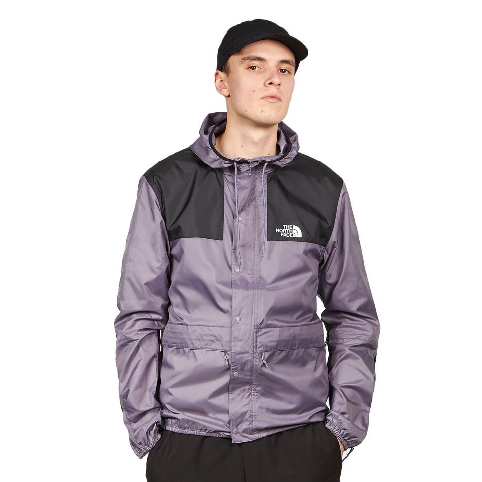 amazing selection new lower prices on sale The North Face - 1985 Seasonal Mountain Jacket (Coastal Grey / Tnf ...