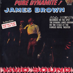 James Brown - Pure dynamite! live at the Royal