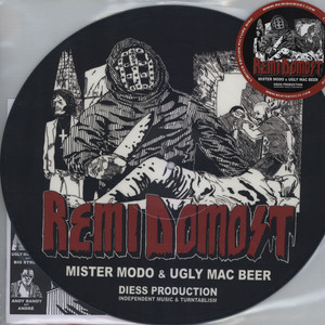 Mister Modo & Ugly Mac Beer - Remi Domost EP