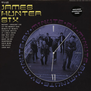James Hunter Six, The - Minute by Minute
