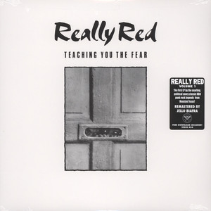 Really Red - Volume 1: Teaching You The Fear