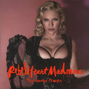 Madonna - Rebel Heart Coloured Vinyl Bonus Edition