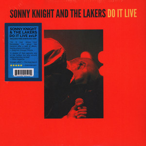Sonny Knight & The Lakers - Do It Live
