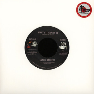 Rose Valentine / Susan Barrett - I've Gotta Know Right Now / What's It Gonna Be