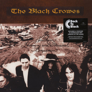 Black Crowes, The - The Southern Harmony And Musical Companion