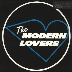 Modern Lovers, The - The Modern Lovers Black Vinyl Edition