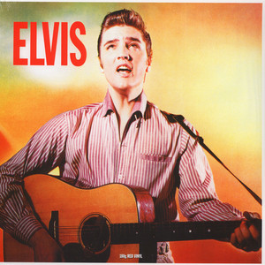 Elvis Presley - Elvis Red Vinyl Version