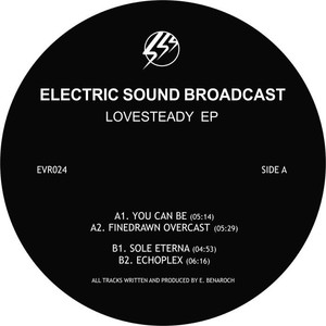 Electric Sound Broadcast - Lovesteady EP