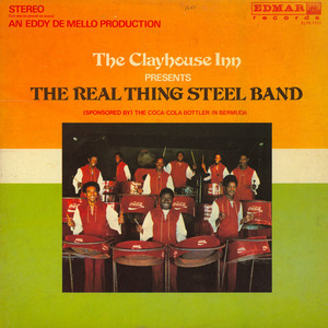Real Thing Steel Band, The - The Clay House Inn, Presents The Real Thing Steel Band
