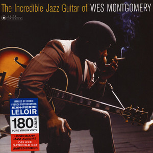 Wes Montgomery - The Incredible Jazz Guitar