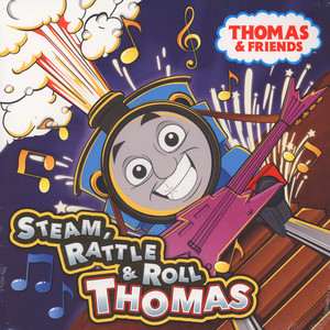 Thomas & Friends - Steam, Rattle, And Roll