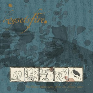 Boysetsfire - Misery Index: Notes From The Plague Years Light Blue Vinyl Edition