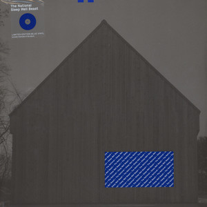 National, The - Sleep Well Beast Blue Vinyl Edition