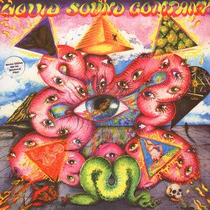 Liquid Sound Company - Exploring The Psychedelic Colored Vinyl Edition