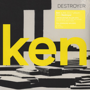 Destroyer - Ken Colored Vinyl Edition