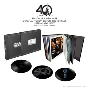 John Williams - OST Star Wars: A New Hope - 40th Anniversary Box Set