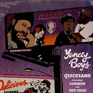 Yancey Boys - Quicksand