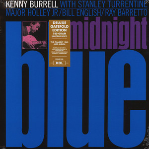 Kenny Burrell - Midnight Blue Gatefold Sleeve Edition