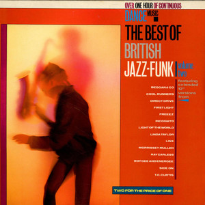 V.A. - The Best Of British Jazz-Funk Volume Two