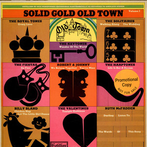 V.A. - Solid Gold Old Town. Volume 1