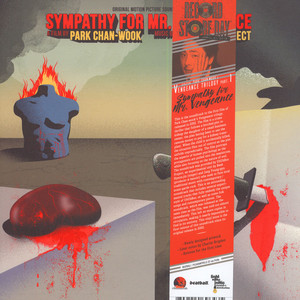 UhUhBoo Project - OST Sympathy For Mr. Vengeance (Vengeance Trilogy Part 1)