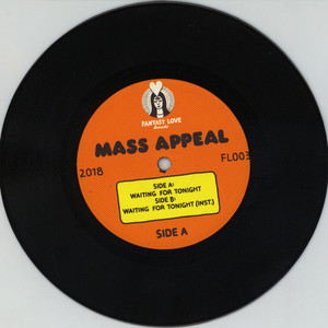 Mass Appeal - Waiting For Tonight