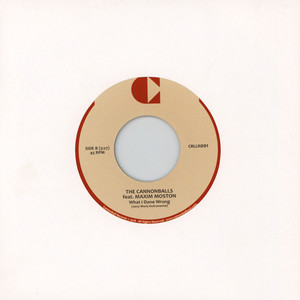 Big Lee Dowell & The Cannonballs - What I Done Wrong Feat. Maxim Moston / Instrumental