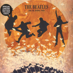Beatles, The - Live In Japan 1966 Yellow Vinyl Edition