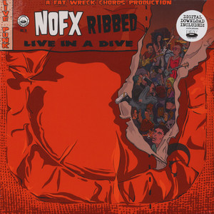 NOFX - Ribbed-Live In A Dive