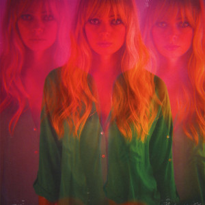 Chromatics - Shadow Magenta-Dipped Clear Vinyl Edition