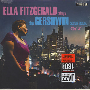 Ella Fitzgerald - Sings The Gershwin Song Book Volume 2