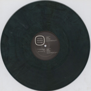 Kiril & Was A Be - Critical Presents: Systems 012 Transparent Grey Marbled Vinyl Edition