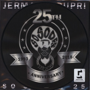 V.A. - Jermain Dupri Presents: So So Def 25 Picture Disc Edition