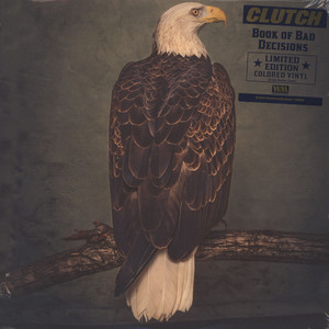 Clutch - Book Of Bad Decisions Colored Vinyl Edition