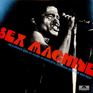 James Brown - Sex machine live