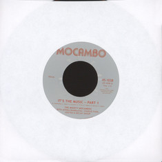 Mighty Mocambos, The - It's The Music feat. Afrika Bambaataa, Charlie Funk, Hektek & Deejay Snoop