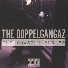 Doppelgangaz, The - The Ghastly Duo EP