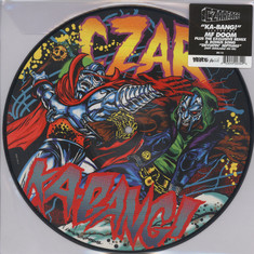 Czarface (Inspectah Deck & 7L & Esoteric) - Ka-Bang! Feat. MF Doom Picture Disc
