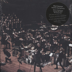 Mad Season - Sonic Evolution: January 30, 2015 Benaroya Hall Feat. Seattle Symphony