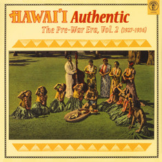 V.A. - Hawaii Authentic: The Pre-War Era Volume 2 (1927 - 1936)