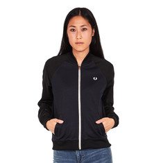 Fred Perry - Mesh Insert Track Jacket