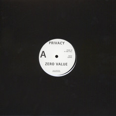 Privacy - Zero Value Repress Edition