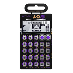 Teenage Engineering x Cheap Monday - Pocket Operator PO-20 Arcade (Synthesizer und Sequencer)