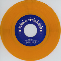 Professor Shorthair - NOLA Breaks Volume 4 Orange Vinyl Edition