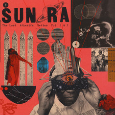 Sun Ra And His Myth Science Solar Arkestra - Lost Ark Series Vol 1 & 2