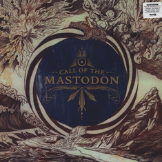 Mastodon - Call Of The Mastodon Metallic Gold Vinyl Edition